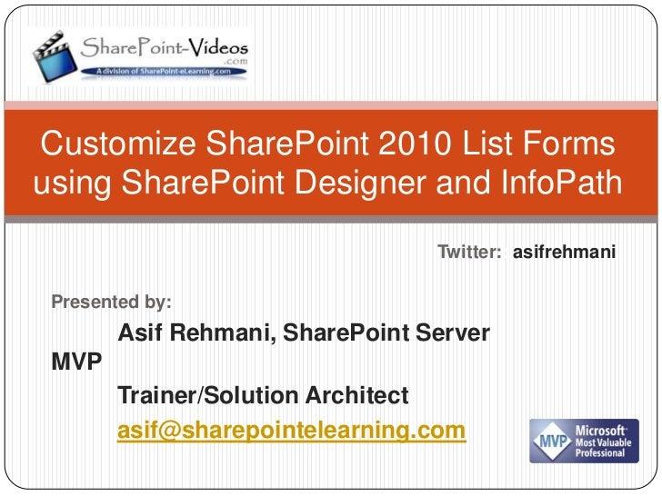 Books On Sharepoint Designer