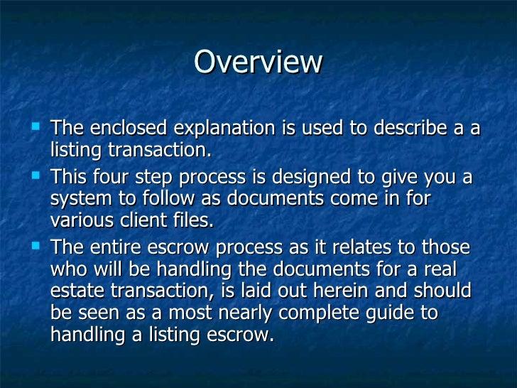 Listing A Property For Sale Slide 2