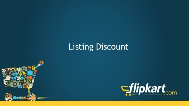 Listing Discount