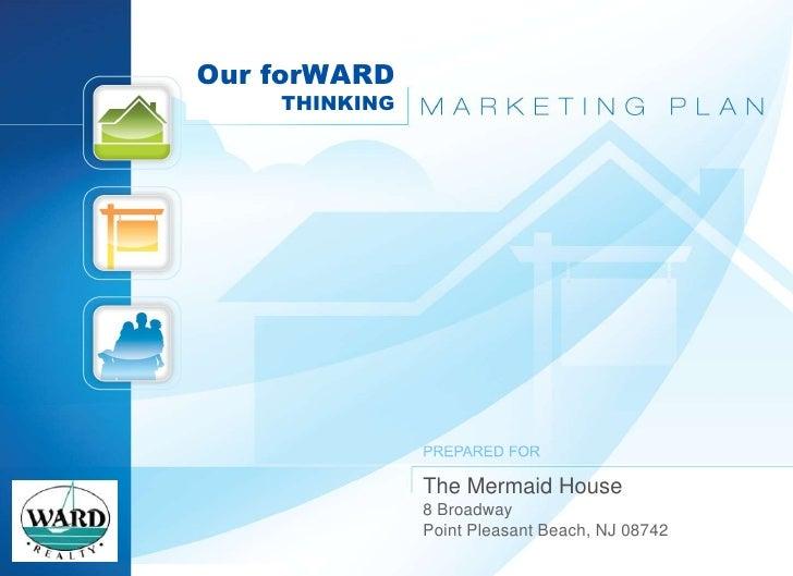 Our forWARD    THINKING               The Mermaid House               8 Broadway               Point Pleasant Beach, NJ 08...