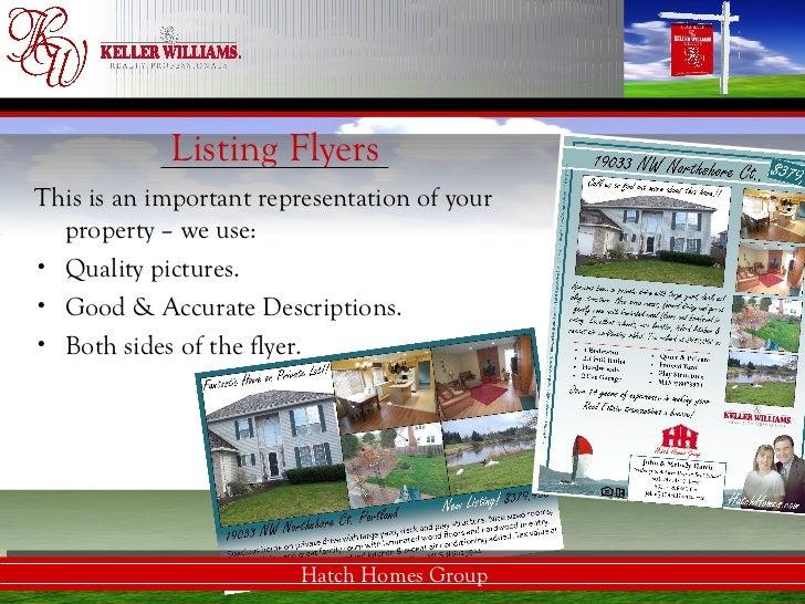 listing presentation generic, Presentation templates
