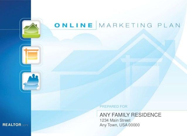 ANY FAMILY RESIDENCE1234 Main StreetAny Town, USA 00000