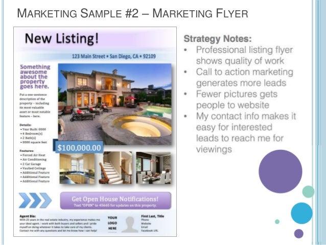 Listing Presentation Template - Listing presentation template