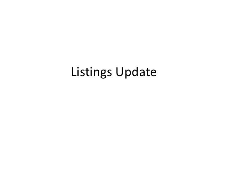 +   Howto Manage Listings & Sessions                help@teachstreet.com                 Update 7.12.09 – Draft