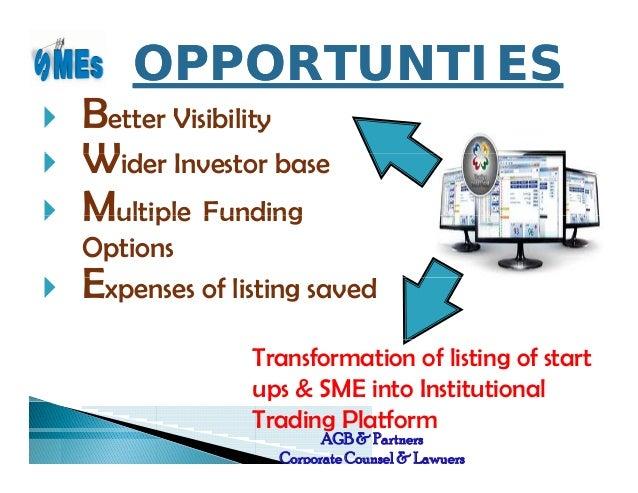 Online share trading app