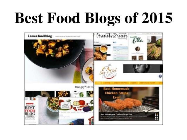 List of 30 best food blogs forumfinder Choice Image