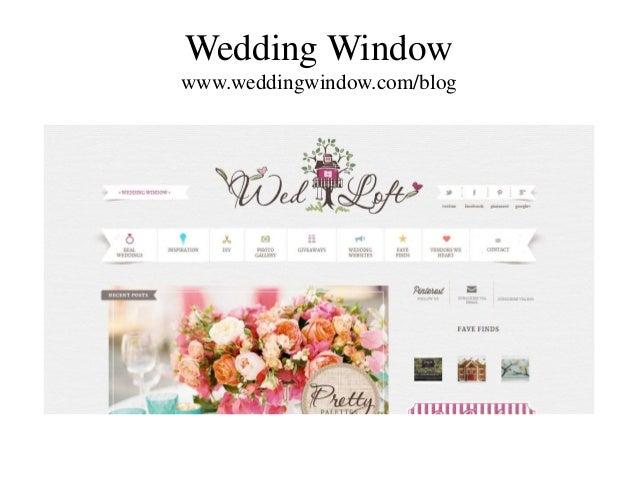 List of 30 best wedding blogs wedding window weddingwindowblog junglespirit Image collections