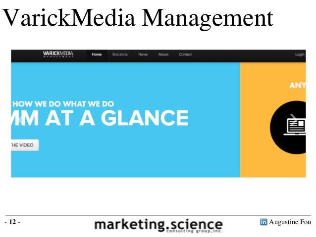 Augustine Fou- 12 -VarickMedia Management