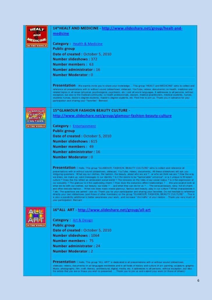 14*HEALT AND MEDICINE - http://www.slideshare.net/group/healt-and-medicineCategory : Health & MedicinePublic groupDate of ...