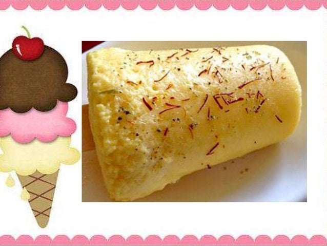 Coconut pista kulfi • Along the basic ingredient required for preparation of kulfi, the grated coconut is also taken. • To...