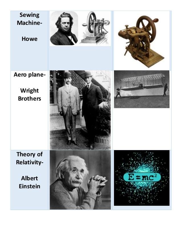List of inventors