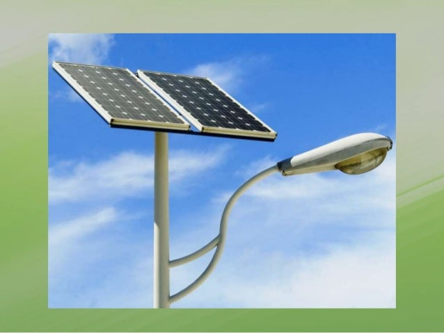 • These are some of the products most employed utilizing the sun power. • The solar products benefits the earth by saving ...