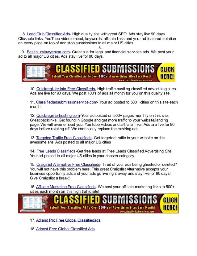 List of working_free_classified_ad_sites_ydlrply3q3