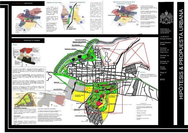 Lamina 3 proyecto de arquitectura en galapa for Laminas arquitectura