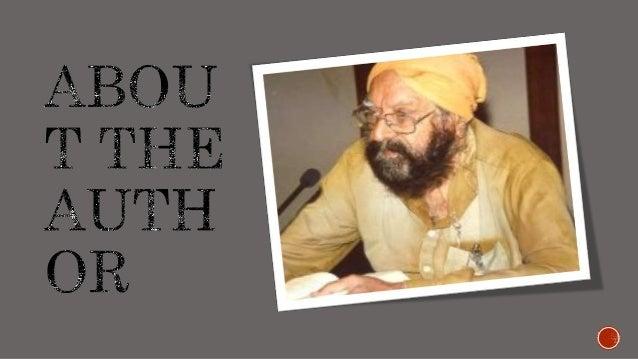 Lit.2 Karma by Khushwant Singh Slide 2