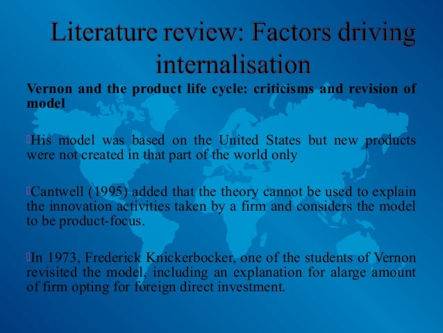 literature review on the factors that