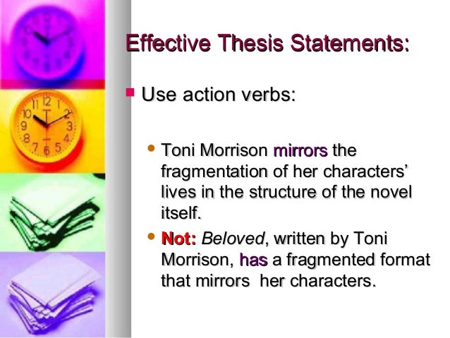 Lit Analysis Essay Slideshare  Illuminate  Effective Thesis