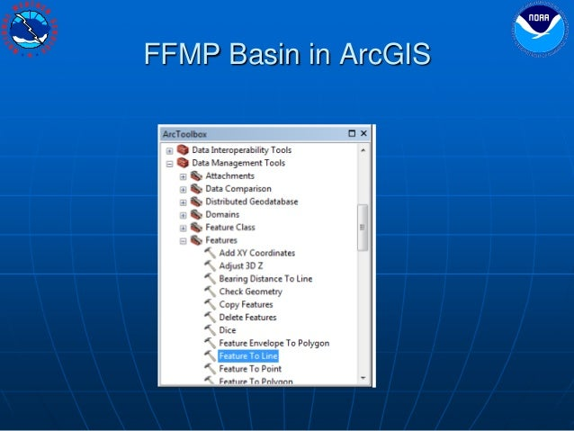 Using FFMP basins in AWIPS and Google Earth