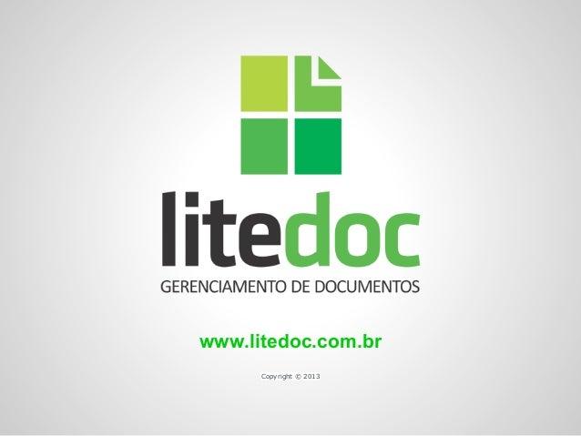 Copyright © 2013www.litedoc.com.br
