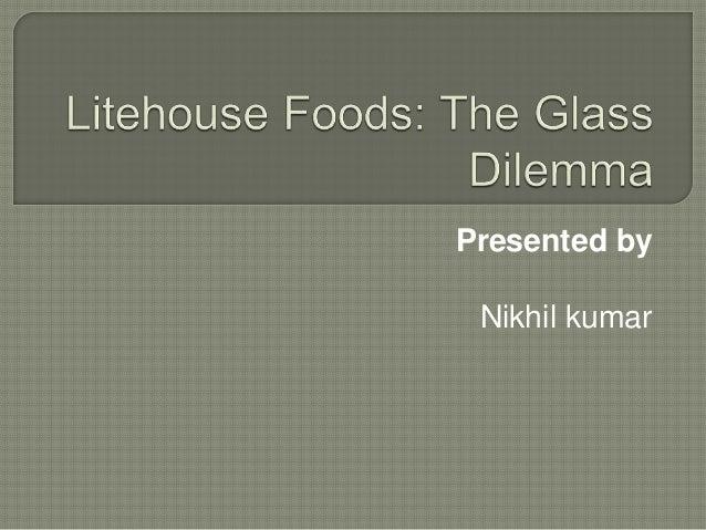 Presented by Nikhil kumar