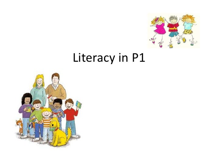 Literacy in P1