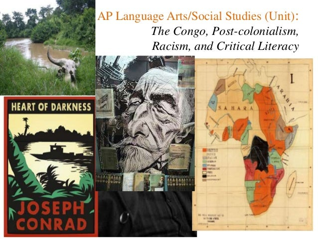 a post colonial criticism of the heart of darkness a novel by joseph conrad Othering, stereotyping and hybridity in fiction: a postcolonial analysis of conrad post-colonial analysis of conrad's heart of darkness a post-colonial.