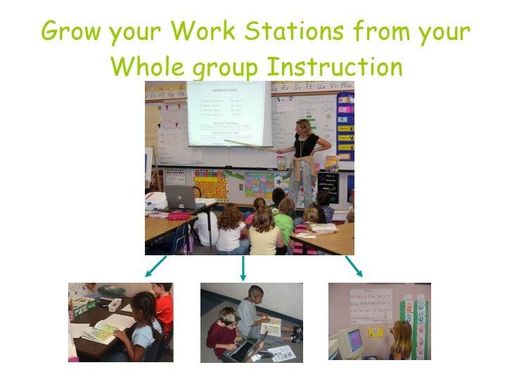 Literacy Workstations
