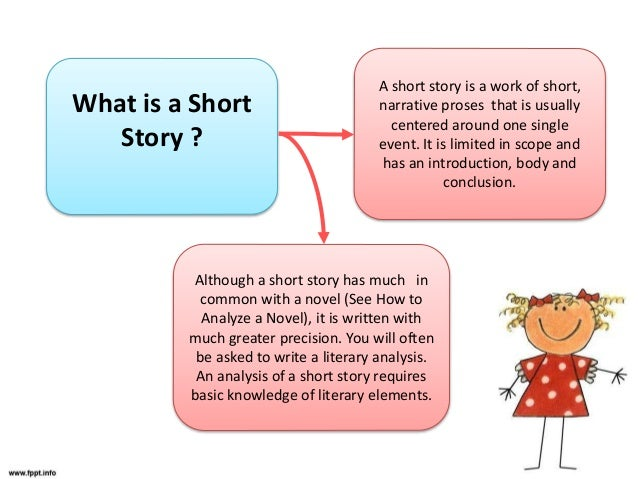 Analyze short stories