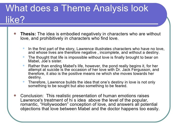 the lottery theme analysis essay