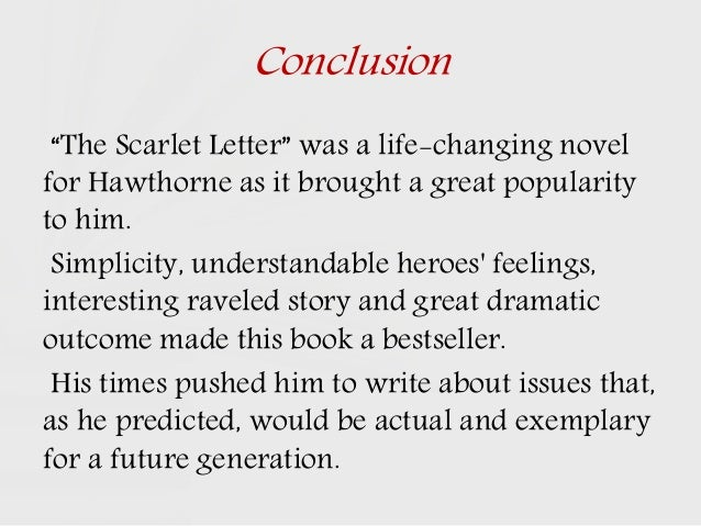 a literary analysis of sin and redemption in the scarlet letter by nathaniel hawthorne The puritan society of nathaniel hawthorne's the scarlet letter is portrayed as  stern,  the sins of the fathers: hawthorne's psychological themes (california   what is more, hester has taken new steps to redeem herself in the eyes of.