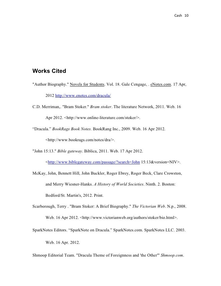 dracula character analysis essay