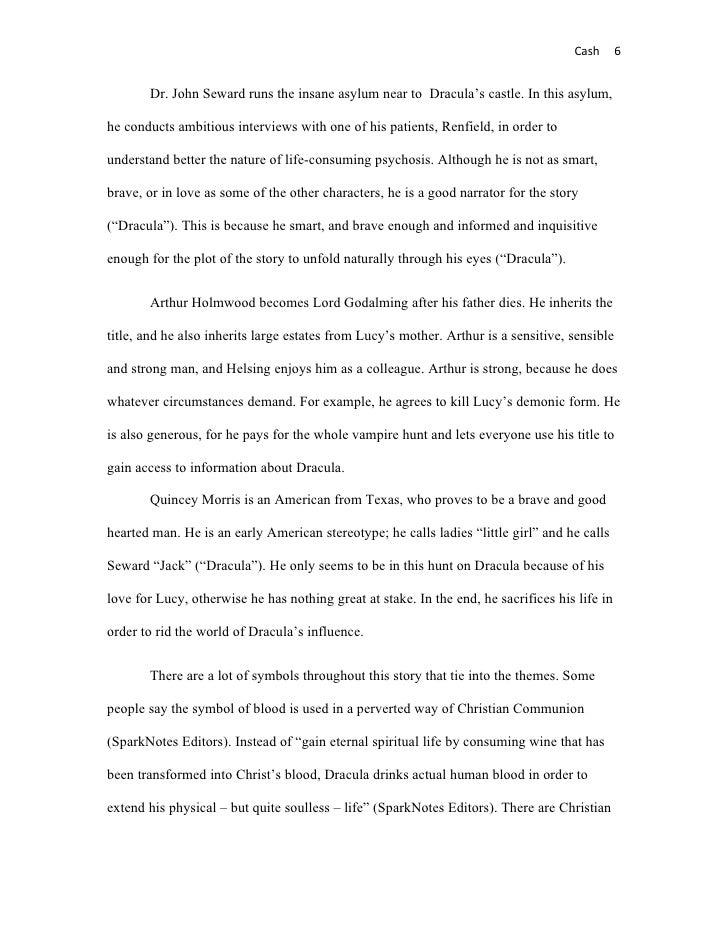 Book analysis essay