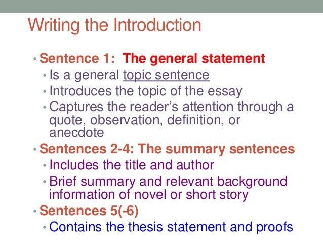 critical analysis essay topics