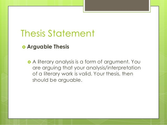 possible thesis statements for the scarlet letter
