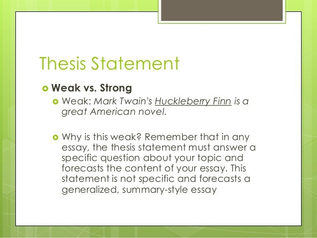 Thesis statement help x y z