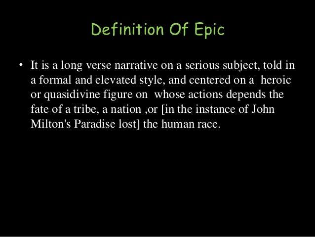Good Definition Of Epicu2022 ...