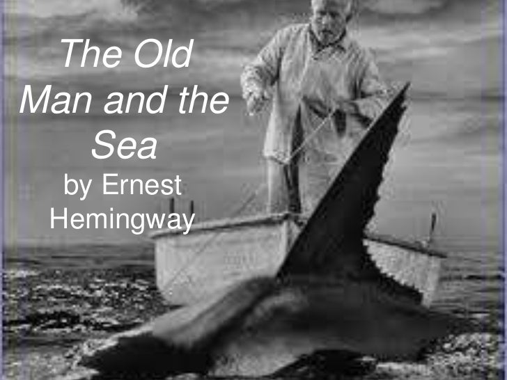 literary devices in the old man and the sea