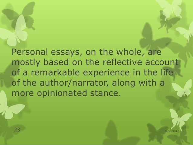 reflective essay journalism Great collection of paper writing guides and free samples ask our experts to get writing help submit your essay for analysis | page: 2.