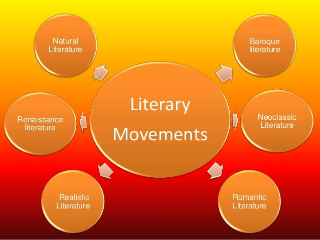 an analysis of the topic of the realist movement in literature Realism was a movement that followed romanticism in sharp contrast to romanticism, the writing of this time was characterized by the choice of the everyday - the use of very typical and authentic settings, believable characters, and very relatable plotlines.