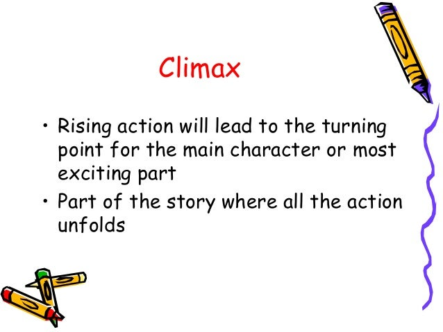 Rising Action Literary Term