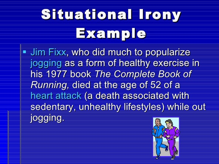 what is situational irony in literature