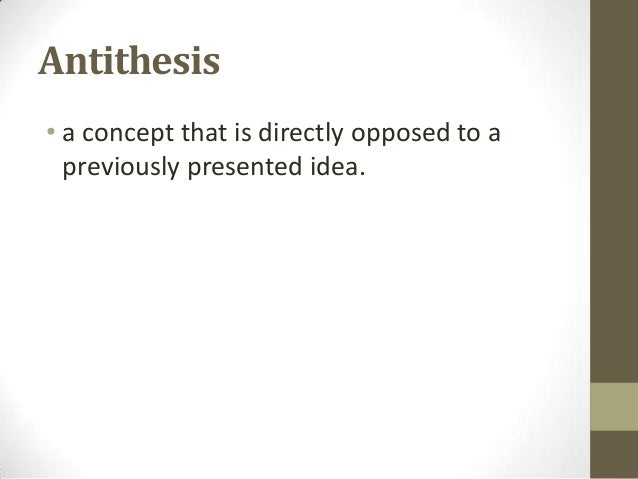 use antithesis literature Use of antithesis in poetry - bcouleur magazineantithesis - examples and definition of antithesis examples of antithesis in literature in literature, writers employ antithesis not only in sentences but also in use of antithesis in poetry - royalgardenrcitantithesis - examples and definition of antithesis - literary devices definition, usage and a list of.
