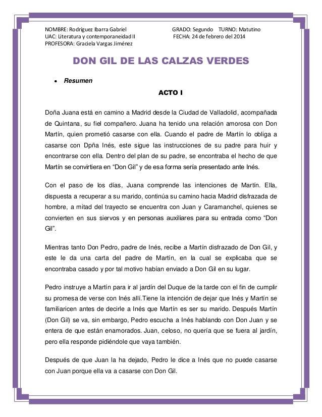 NOMBRE: Rodríguez Ibarra Gabriel UAC: Literatura y contemporaneidad II PROFESORA: Graciela Vargas Jiménez  GRADO: Segundo ...