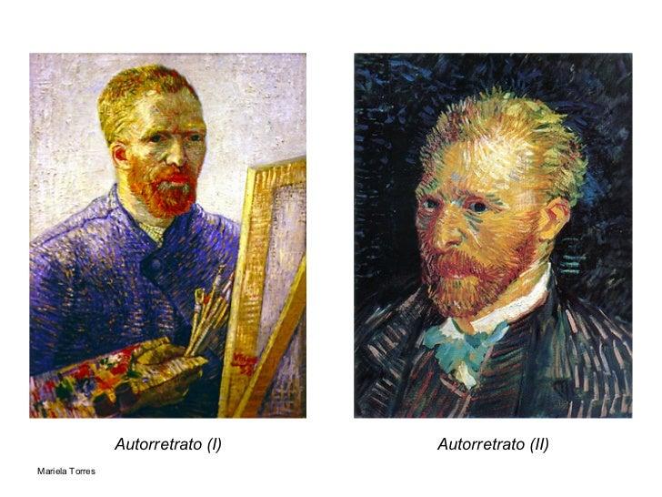 Vincent Van Gogh  (1853- 1890) Autorretrato (II) Autorretrato (I)