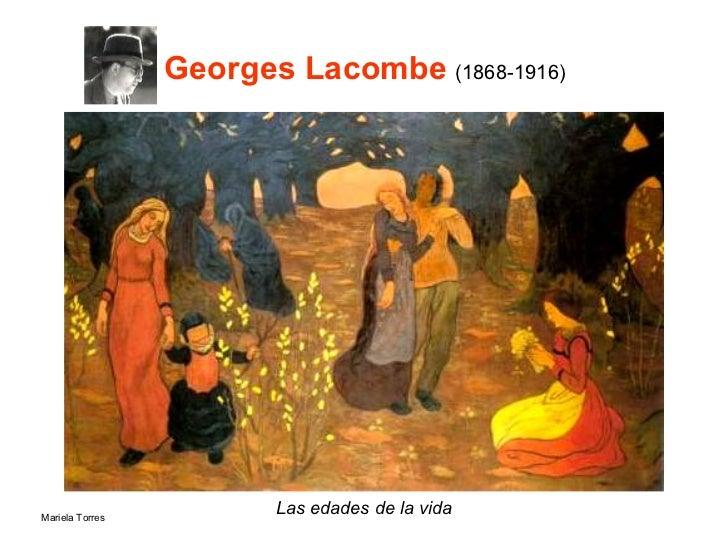 Georges Lacombe   (1868-1916) Las edades de la vida