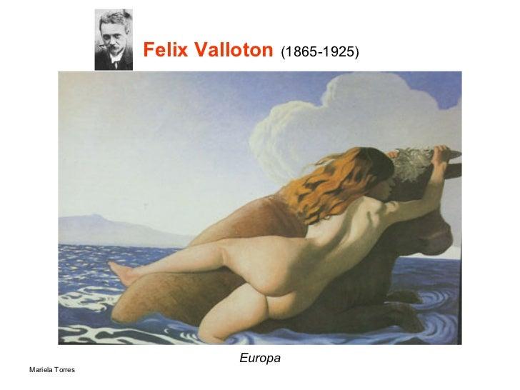 Felix Valloton   (1865-1925) Europa