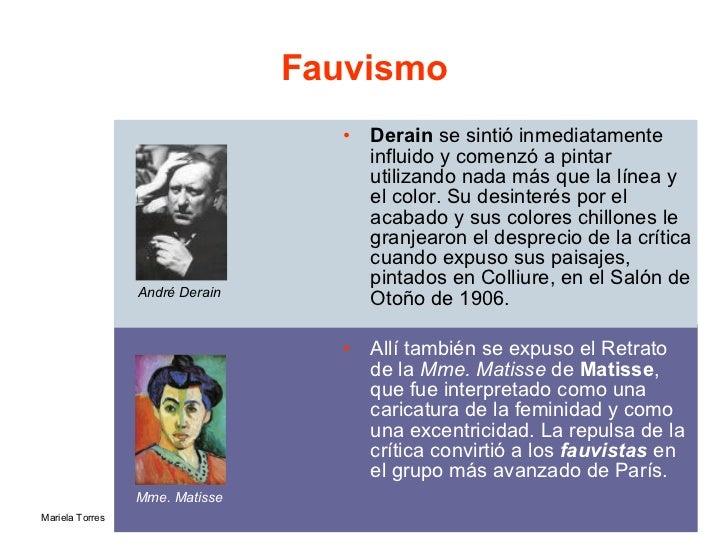 Fauvismo <ul><li>Derain  se sintió inmediatamente influido y comenzó a pintar utilizando nada más que la línea y el color....