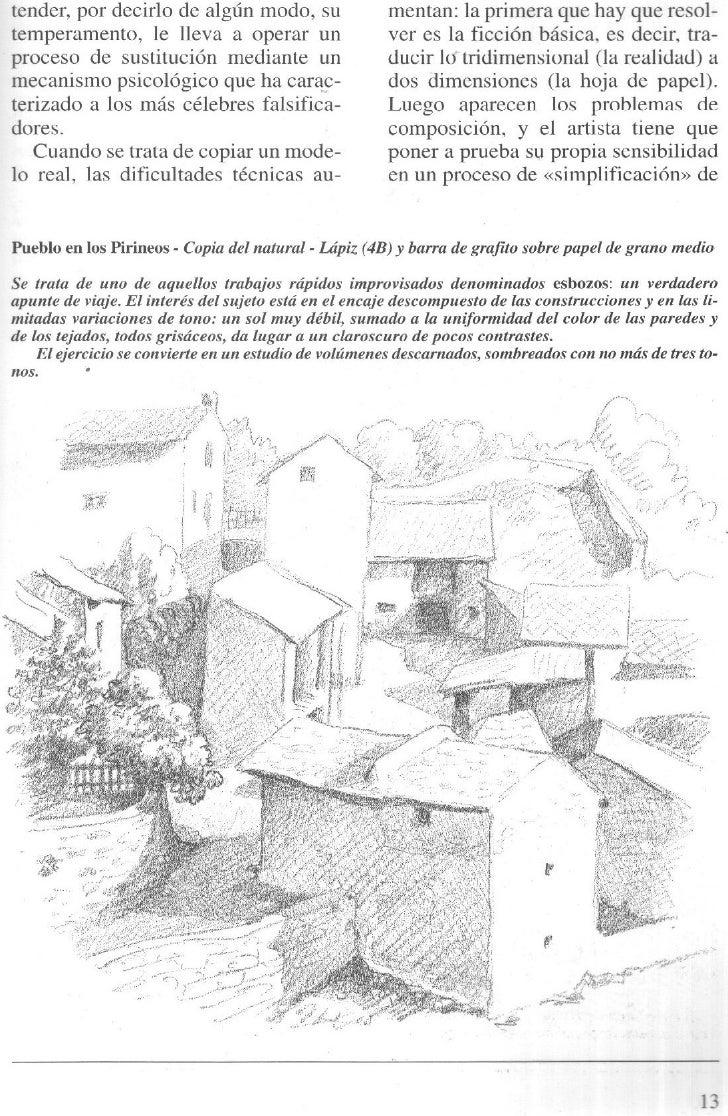 Curso De Dibujo Al LáPiz (Pdf)