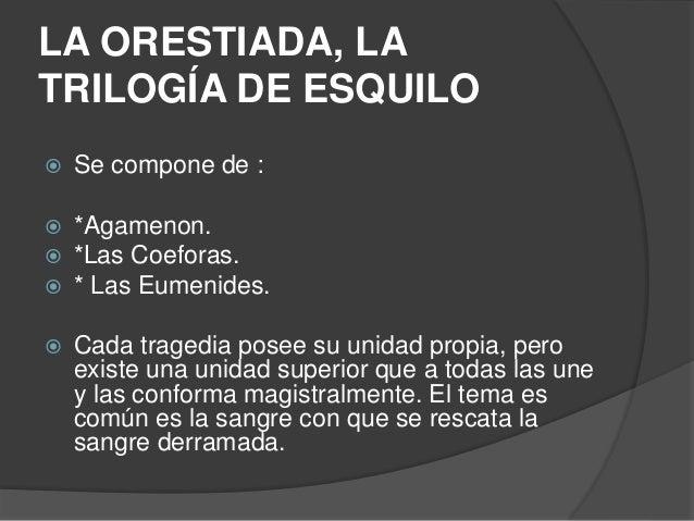 Orestea Eschilo Pdf
