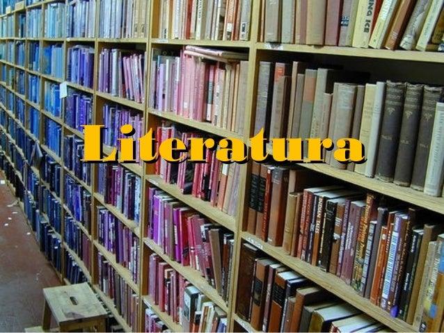 LiteraturaLiteratura